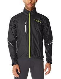 Alpinestars Mens Descender Windproof Jacket, Large, Black