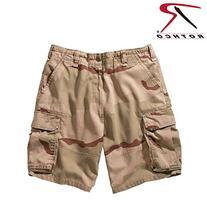Rothco Desert Camouflage Cargo Shorts
