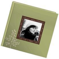 Pioneer Designer Raised Frame Cover Photo Album, Leaves