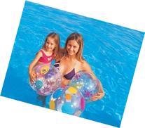 Bestway Designer Splat 24 Inch Beach Ball by Bestway