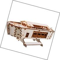 Desktop Wooden Model Kit Noah's Ark