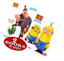 Despicable Me Coloring and Activity Book Set