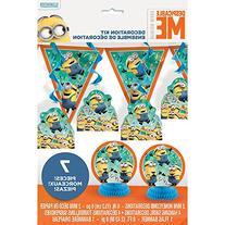Despicable Me Minions Party Decorating Kit, 7pc
