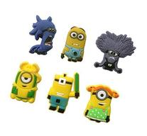 Despicable Me Fridge Magnets 6 Pcs Set #2