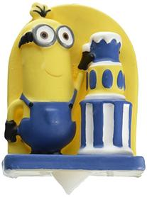 Wilton 2811-4600 Despicable Me Minions Birthday Candle,