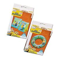 Despicable Me Minions Movie Armbands & Swimring Set
