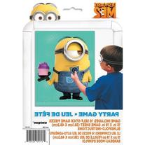 Despicable Me Pin the Logo Party Game - Birthday and Theme