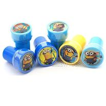 Despicable Me Minions Stampers Party Favors