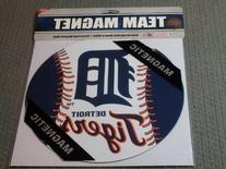 Fremont Die Detroit Tigers 8 Inch Magnet