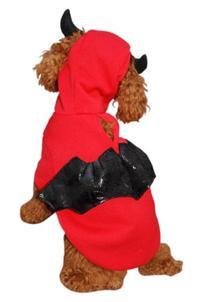 Devil Bat Dog Costume, 12-Inch