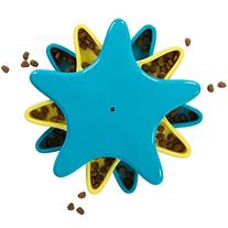 Outward Hound Star Spinner Interactive Doy Toy Puzzle for