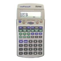 Datexx DH-170FS EZ Financial Planner Calculator by Datexx