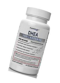 Superior Labs – Extra Strength Natural DHEA – Non-GMO