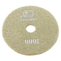 10cm Diameter 5mm Thickness 1000 Grit Marble Diamond