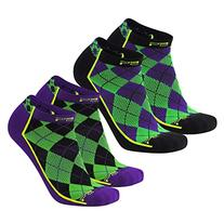 Brand 59 Diamond 2.0 Low Cut Golf Socks , Large