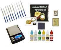 Diamond and Gold Silver Platinum Test Kit- Jewelry Testing