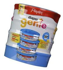 Playtex Diaper Genie Disposal System Refills, 960 count, 4