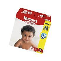 Huggies Snug & Dry Diapers, Economy Plus Pack, Size 3, 222