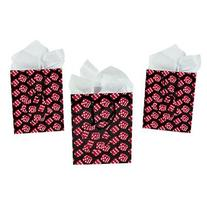Dice Gift Bags for Bunco or Casino -1 Dozen