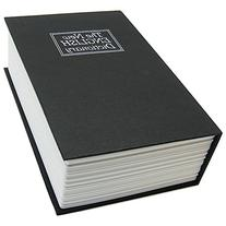 BlueDot Trading Dictionary Secret Book Hidden Safe with Key