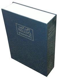 BlueDot Trading Dictionary Secret Book Hidden Safe with Key