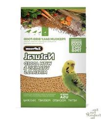 ZuPreem Natural Diet Bird Food Parakeet