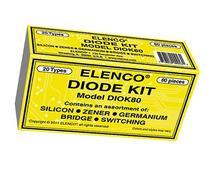 Elenco Diode 80 Piece Kit