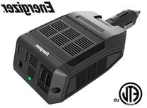 Energizer EN100 Ultra Compact DC to AC 100W Direct Plug-in