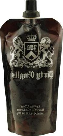 Dirty English by Juicy Couture for Men. Shower Gel 6.7-