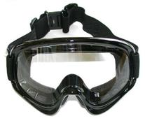 Birdz Eyewear Dirty Bird Goggles with Black Frame