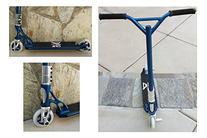 DIS310 Blue Devil Custom Pro Complete Scooter Professionally