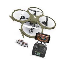 Kolibri Discovery Delta-Recon WiFi U818A Quadcopter Drone