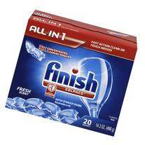 finish 79170 20 Count Finish All In One Gelpac Automatic