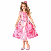 Disguise Costumes Disney Aurora Deluxe Sparkle, Pink, X-