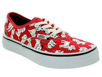 Vans Kids Disney Dalmatians/Red Skate Shoe - 11 M US Little