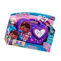 Disney Doc McStuffins Rockin Doc Sing Along Music Boom Box