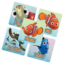 Disney Finding Nemo Stickers - Party Favors - 75 per Pack by