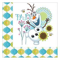 Disney Frozen Fever Lunch Napkins  by Party Supplies