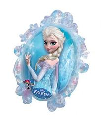 "Girls Disney Frozen Jumbo 31"" Foil Balloon"
