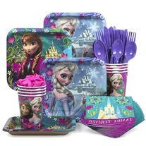 Designware Disney Frozen Party Supplies Pack Including