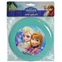 Disney Frozen Outdoor Play 7.5 Flying Disc Frisbee Featuring