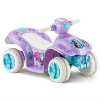 KidTrax Disney Frozen 6 Volt Quad Powered Ride On
