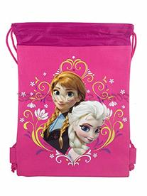 New Disney Frozen Queen Elsa Drawstring String Backpack