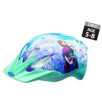 Bell Sports Disney Frozen Self-Adjust Bike Helmet, Child,