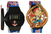 Disney Jake and the Neverland Pirates Kids LCD Watch with