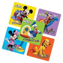 Disney Mickey Mouse Clubhouse Stickers - Party Favors - 75