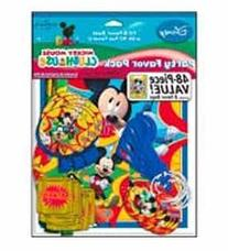 Mickey Favor Pack 48 ct  Pack] - 1TPE1481