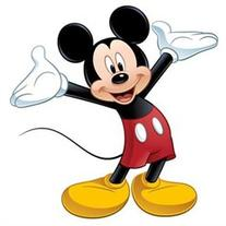 Disney Mickey Mouse Peel and Stick Giant Wall Applique