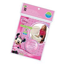 Neat Solutions Disney Minnie Mouse Potty Topper - 10 Count
