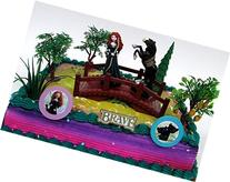 Disney Pixar BRAVE 12 Piece CAKE Topper Set Featuring 2